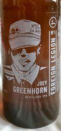 Kompaan Foreign Legion No. 1 - Joey Greenhorn