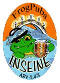 Frog Beer Inseine