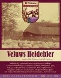 De Veluwse Heidebrouwerij Veluws Heidebier
