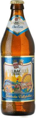 Irlbacher Premium Gäuboden Volksfestbier - Das Echte