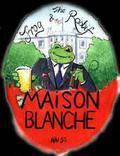 Frog Beer Maison Blanche