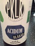 PKLK Acidum Blåbär