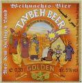 Taybeh Beer Golden