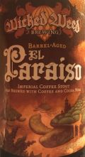 Wicked Weed El Paraiso - Bourbon Barrel