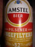 Amstel Pilsener Ongefilterd