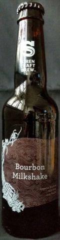 Siren Bourbon Milkshake
