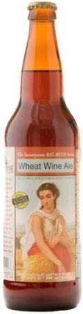 Smuttynose Big Beer Series: Wheat Wine Ale