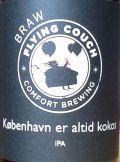 Flying Couch / Nørrebro BRAW København er altid Kokos!