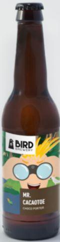 Bird Brewery Mr. Cacaotoe