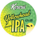Kereru Yellowhead IPA