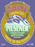 Emerson's Pilsner (Organic)