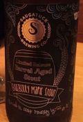 Saugatuck Barrel Aged Blueberry Maple Stout