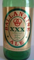 Ballantine XXX Ale
