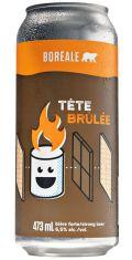 Boréale Tête Brûlée