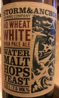 Storm&Anchor No Wheat White