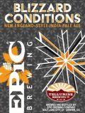 Epic / Telluride Blizzard Conditions