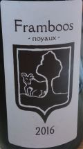 Bokkereyder Framboos Noyaux