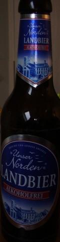 Unser Norden Landbier Alkoholfrei