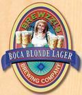 Brewzzi Boca Blonde Lager