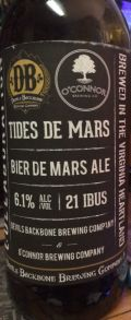 Devils Backbone / O'Connor Tides de Mars
