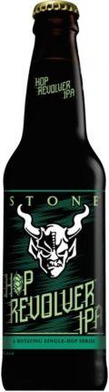 Stone Hop Revolver IPA #2: Mosaic