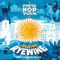 Pinta Hop Tour Argentina Rye Wine