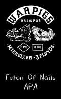 Warpigs Futon Of Nails