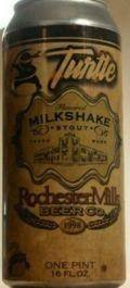 Rochester Mills Milkshake Stout (Ninja Turtle)