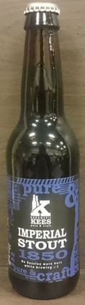 Kees Imperial Stout 1850