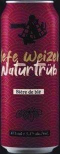L'Amère à Boire Hefeweizen Naturtrub