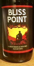 Nipa Bliss Point Brown Ale