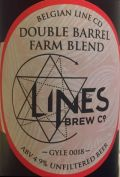 Lines Line CD - Double Barrel Farm Blend (Burgundy / Pinot Barrels)