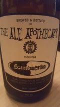 The Ale Apothecary La Tache - Mezcal Barrel (Bottleworks XVIII)