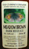 Old Chimneys Meadow Brown