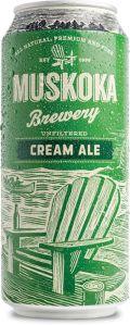 Muskoka Cream Ale