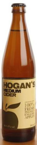 Hogan's Medium Cider (Bottle)