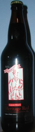 Captain Elizurs Heritage Red Ale