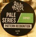 Pig & Porter Pattern Recognition