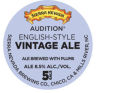 Sierra Nevada Audition English-Style Vintage Ale