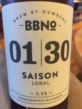 Brew By Numbers 01/30 Saison - Loral