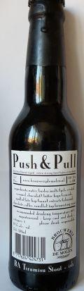 De Molen Push & Pull Bourbon BA