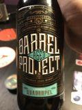 Bax Bier / Rockin' Ludina - Barrel Aged Project Quadrupel Laphroaig