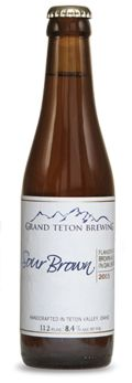Grand Teton Brewers Series No. 6 - Sour Brown in French Oak Barrels