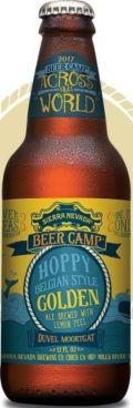 Sierra Nevada / Duvel Moortgat Beer Camp Hoppy Belgian-Style Golden Ale