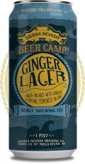 Sierra Nevada / Surly Beer Camp Ginger Lager
