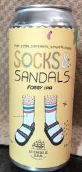 Humble Sea Socks & Sandals
