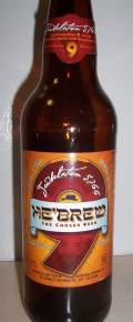 He'Brew Jewbelation 5766 Ninth Anniversary Ale