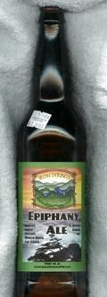 Iron Springs Epiphany Ale