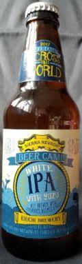 Sierra Nevada / Kiuchi Beer Camp White IPA With Yuzu