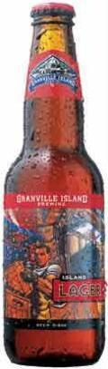 Granville Island Island Lager